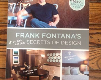 Frank Fontana Dirty Little Secrets of Design Book