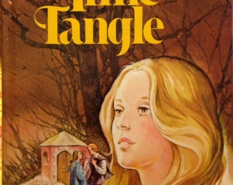 Time Tangle, 1976 First Edition by Frances Eager