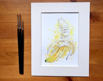 Banana, Original Artwork