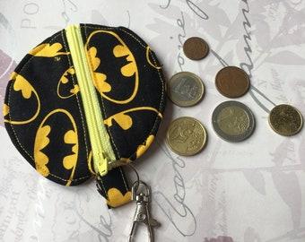 logo ear bud case, coin case ,case , oval case