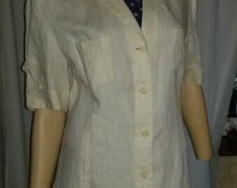 Short sleeve blouse/jacket by Gerry Weber-Gr. 40