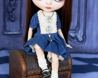 Blythe Clothing  Blythe Outfit  by  JustShining  for  Blythe Doll