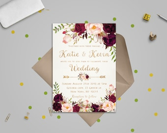 Wedding Templates Etsy NZ