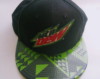 Mountain Dew Snap-back