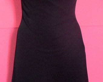 MODA LBD Jersey Knit with subtle neckline and daring back now reduced 20 percent