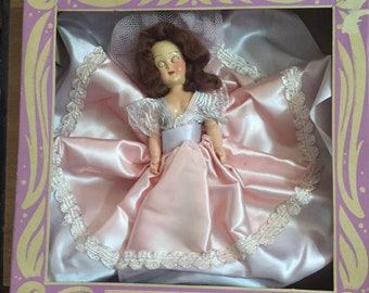The Lovely Mary Jean Doll Lady Catherine in Original Box 1950's Auburn Hair