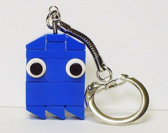 Custom Inky Ghost Key chain