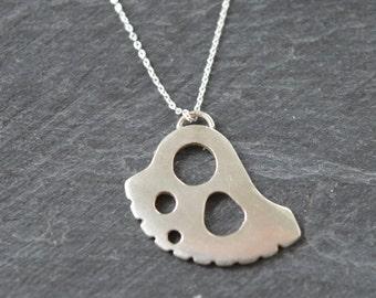 Silver Trad Cam Climbing  Necklace