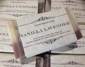 Vanilla Lavender Natural ...