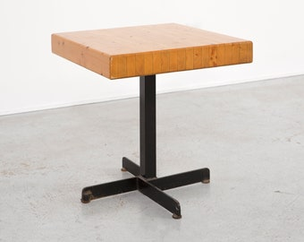 Les Arcs Low Reception Table by Charlotte Perriand