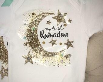 My First Ramadan onesie
