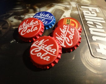 High Quality NUKA COLA CAPS