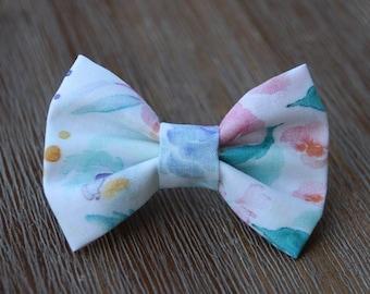 Blossom Dog Bow Tie