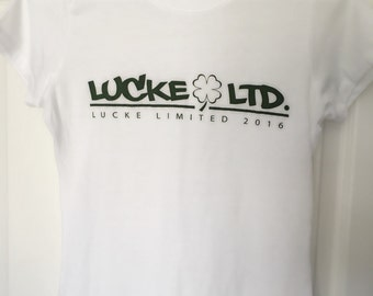 LUCKE LTD. Women's (White shirt)