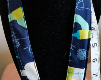 Blinded With SCIENCE! Lanyard