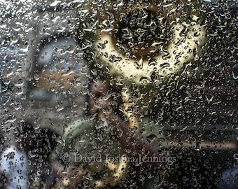 Rainy Day, Jackson Square - New Orleans 2016 - Fine Art Photograph - Street Photography - Fine Art Print - Jazz - Music - Rain