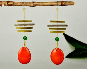 Dangle - drop earrings