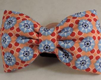 Dog Flower, Dog Bow Tie, Cat Flower, Cat Bow Tie - Petite Tile