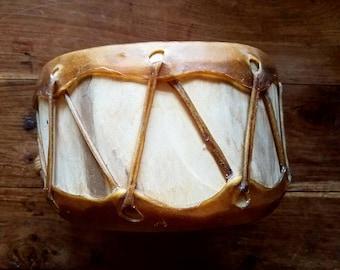 Vintage Native American Drums Taos Pueblo, Native American Drums, Rawhide Drums, Taos Pueblo Drums, Native American Art