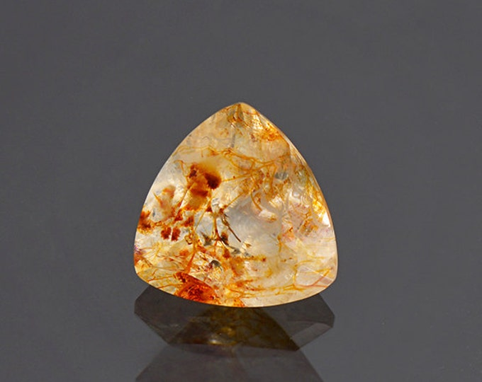 Unique Vascular Opal Gemstone from Mexico 3.24 cts.