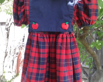 Apple Summer Dress