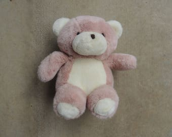 Vintage 1982 teddy bear plush