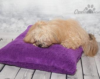 Dog pillow dog bed