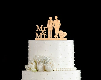 Gay wedding cake toppers,gay wedding topper,gay cake toppers for wedding,gay cake topper,mr and mr,gay wedding topper,gay couple,5342016