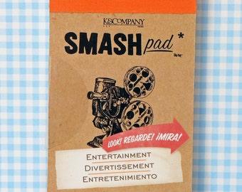 Entertainment SMASH Pad