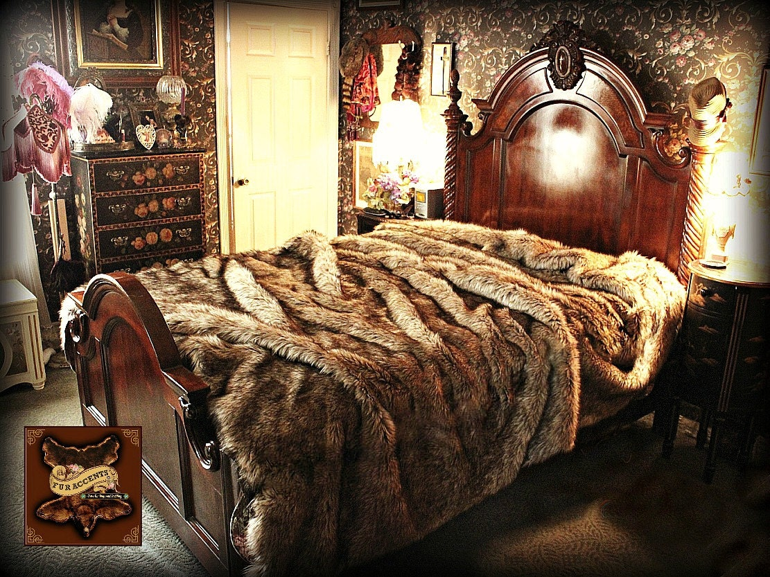 comforter will faux by products embroidered interior smith and at shot pattern bella pillows llc pm motives screen fur bedding with ensemble natural colored
