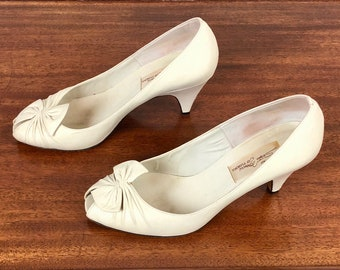 """Vintage 1980s Shoes 