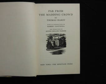 Far from the Maddening Crowd (in slipcase) by Thomas Hardy