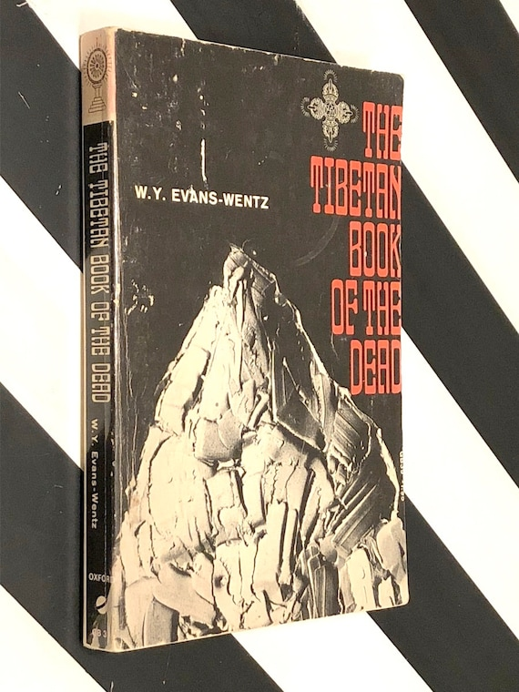 The Tibetan Book of the Dead by W. Y. Evans-Wentz (1969) paperback book