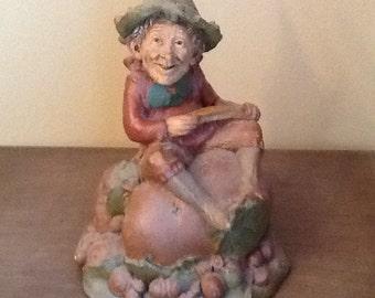 "Vintage Tom Clark Gnome ""Spud"""