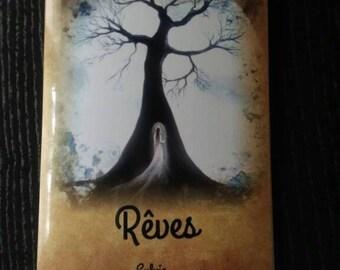 """""""Dreams"""" Sylvie book."""