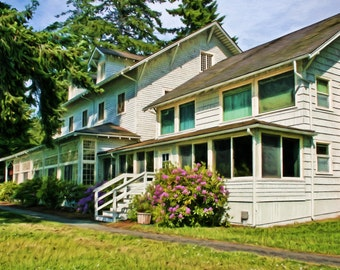 Pacific Northwest, Lake Cresent Lodge, Olympic Peninsula, National Park, Washington, Pacific Coast, Historic Lodge, National Park Lodge