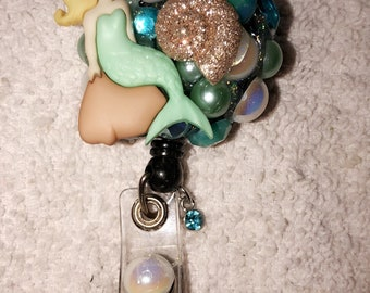 Mermaid and Sea Shell