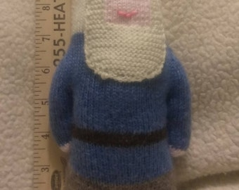 10 inch Knitted Gnome