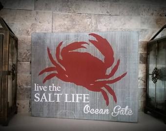 Live The Salt Life