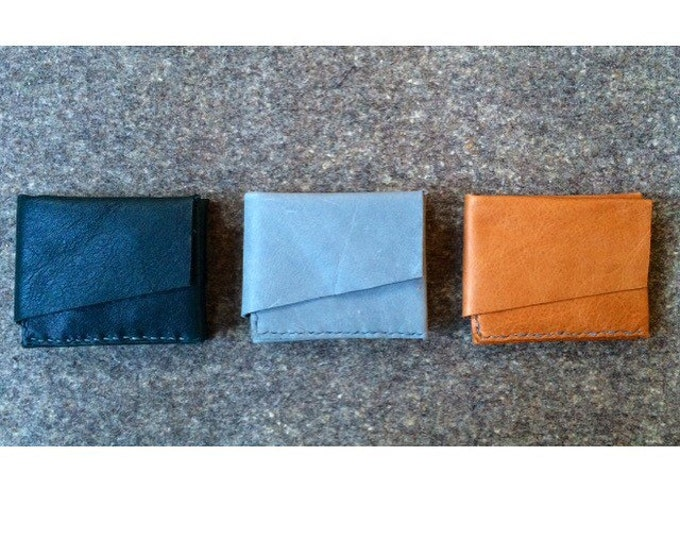 Compact origami billfold