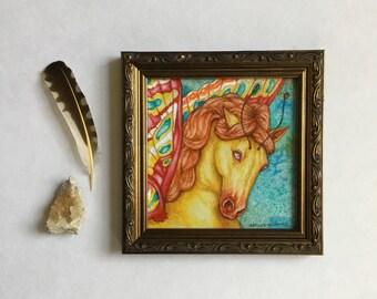 """Faery Horse """"Fuego"""""""