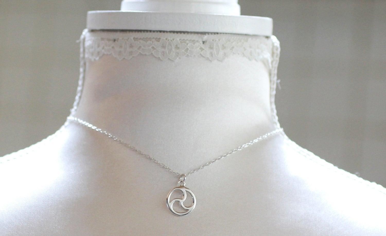 Sterling silver bdsm symbol necklace bdsm emblem jewelry description bdsm jewelry sterling silver bdsm symbol necklace biocorpaavc Gallery