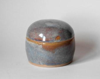 Pastel Jar with Lid