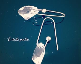 """Earrings """"Crystal"""""""