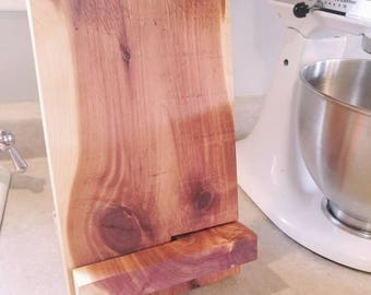 IPad or Cookbook Holder