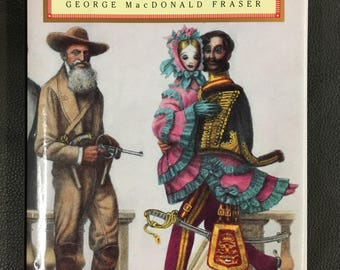 Flashman and the Angel of the Lord Hardcover book by George Macdonald Fraser