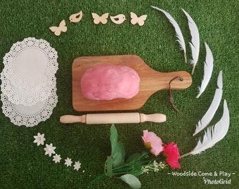 Sensory Dough Kit  - Rose