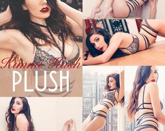 Plush - Digital Photo Set - KimmiKush
