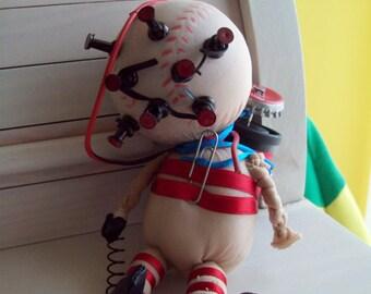 Big Daddy doll from Bioshock
