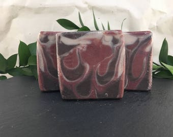 Cherry Almond Vegan Cold Process Bar Soap
